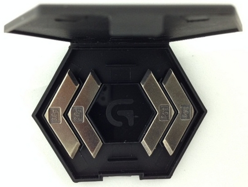 G502 のウェイト