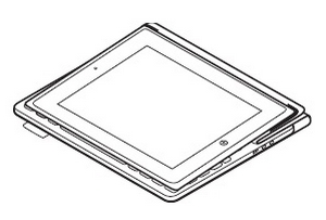 Ultrathin Keyboard Folio Browse Position