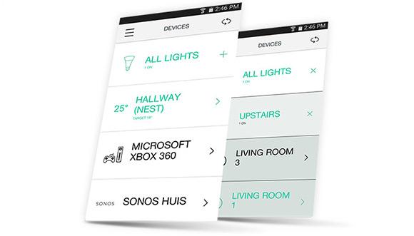 Harmony Home Hub Smart Home Control Logitech