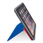 AnyAngle (iC1051BR) - iPad Air 2用 - レッド/ブルー