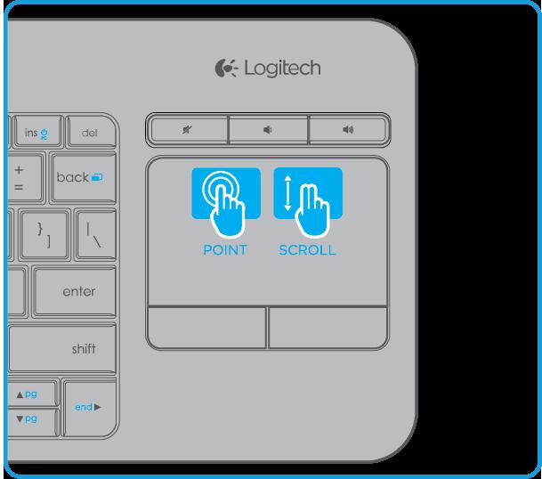 Logitech wireless touch keyboard k400 plus review – techgage.