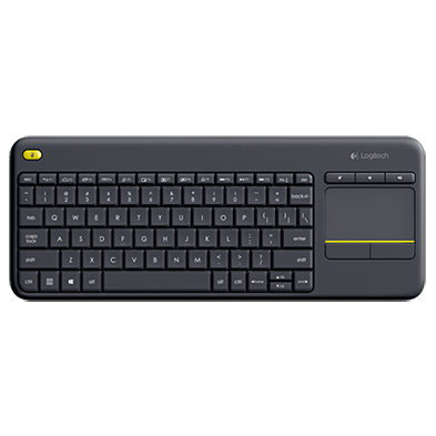 Productafbeelding van Wireless Touch Keyboard K400 Plus