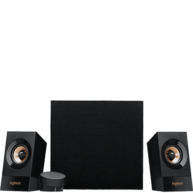 Logitech Z533 Speaker System for PC and Mac