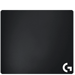 G640 Large Cloth Gaming Mouse Pad (G640R) - ブラック