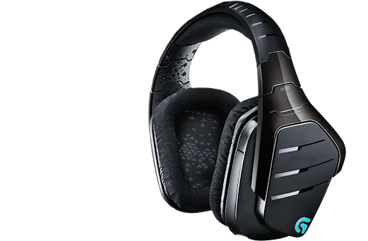 G933 RGB Surround sound gaming headset