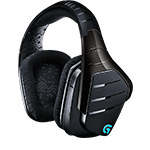 G933 Artemis Spectrum und Artemis Spectrum Snow Kabelloses 7.1 Surround Sound Gaming Headset - Schwarz