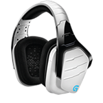 G933 Artemis Spectrum and Artemis Spectrum Snow Wireless 7.1 Gaming Headset - White