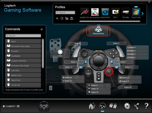 FAQ - G29 Driving Force Racing Wheel – Logitech Support + Download