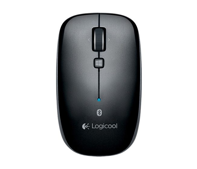 Bluetooth Mouse M557 (M557GR) - ダークグレー