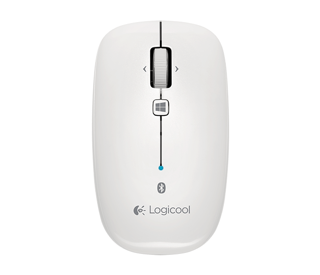 Bluetooth Mouse M557 (M557WH) - ホワイト