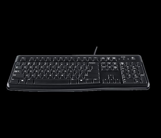 desktop mk120 usb keyboard mouse combo logitech. Black Bedroom Furniture Sets. Home Design Ideas