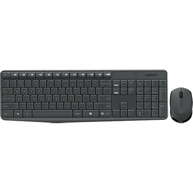 Zdjęcie produktu MK235 Wireless Keyboard and Mouse Combo