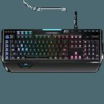 G910r Orion Spectrum RGBメカニカル ゲーミング キーボード (G910r)