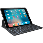 CREATE - iPad Pro 9.7 inch - Schwarz / Schwarz - UK English (Qwerty)
