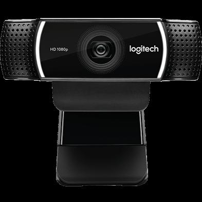 C922n Pro Stream Webcam (C922n) - ブラック