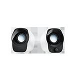 Kompakte Stereo-Lautsprecher
