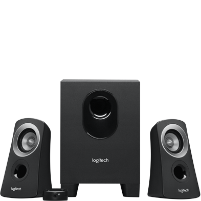 Product Image of Z313 Speaker System with Subwoofer