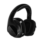 G533 Wireless DTS 7.1 Surround Gaming Headset - Black