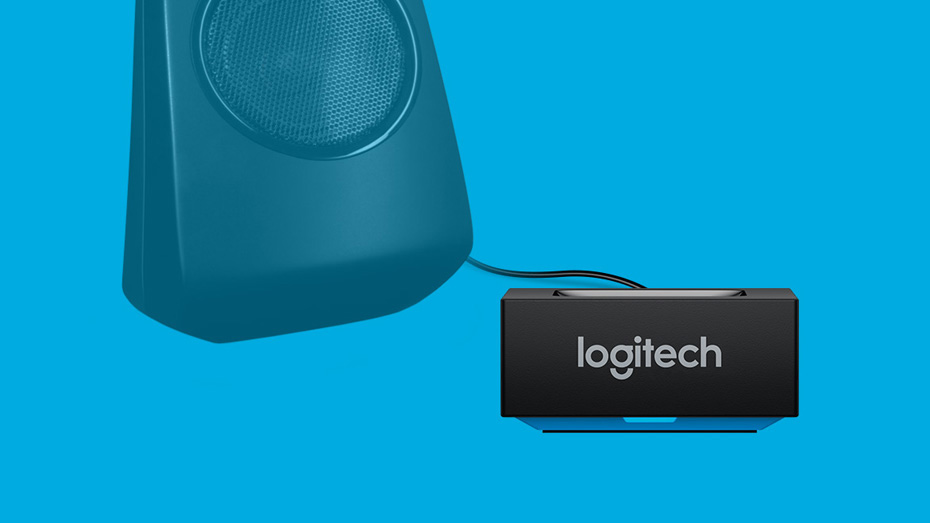 Logitech USB Powered Bluetooth Audio Receiver for Streaming