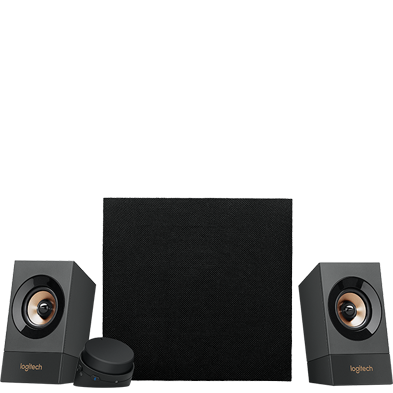 Product Image of Z537 Speaker System with subwoofer
