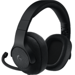 G433 7.1 Wired Surround Gaming Headset - Black