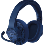 G433 7.1 Wired Surround Gaming Headset - Blue Camo