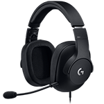 PRO Gaming Headset Designed for Professional Gamers - Black
