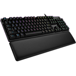 G513 CARBON RGB Mechanical Gaming Keyboard - Carbon, Romer-G Tactile Switch - UK English (Qwerty)