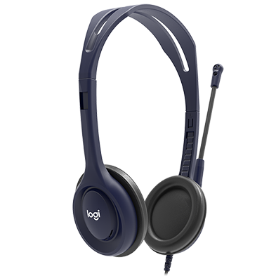 Product Image of Wired 3.5MM Headset with Microphone