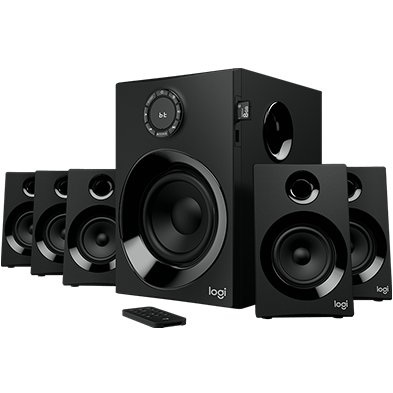 Produktbild av Z607 5.1 Surround Sound Speaker System