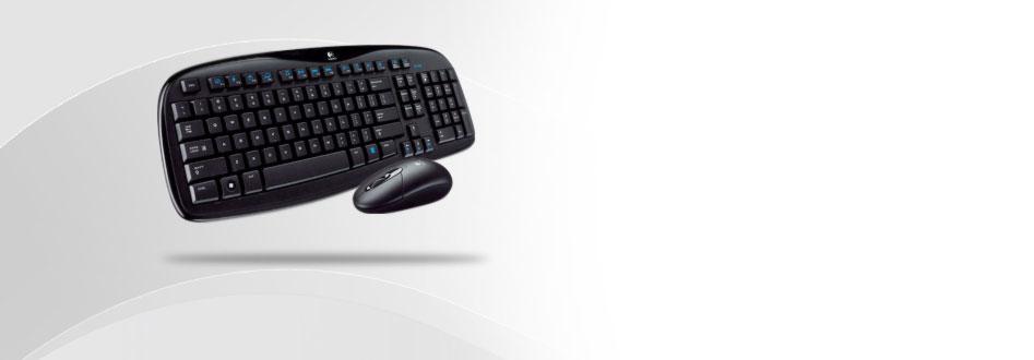 Cordless desktop® ex 100 logitech support.