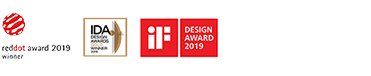 reddot award 2019 | IDA DESIGN AWARDS | DESIGN AWARD 2019