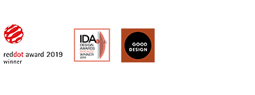 reddot award 2019 | IDA DESIGN AWARDS | GOOD DESIGN