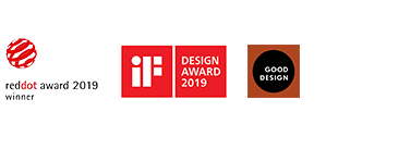 reddot award 2019 | DESIGN AWARD 2019 | GOOD DESIGN