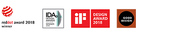 reddot award 2019 | DESIGN AWARD 2019 | GOOD DESIGN 2019