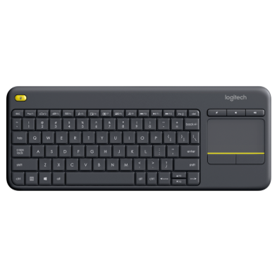 Product Image of K400 Plus Wireless Touch Keyboard