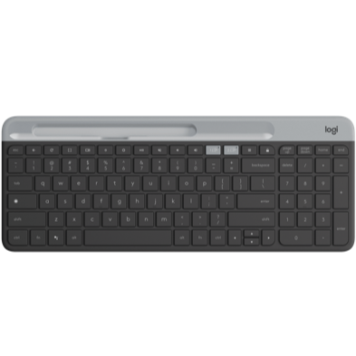 Product Image of K580 Slim Multi-Device Wireless Keyboard Chrome OS Edition