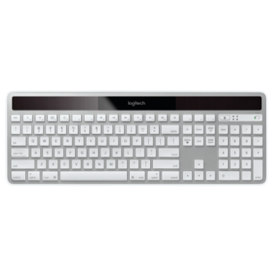 Product Image of K750 WIRELESS SOLAR KEYBOARD FOR MAC