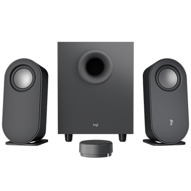 Product Image of Z407 Bluetooth Computer Speakers with Subwoofer and Wireless control