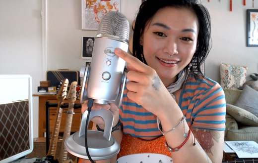 How to record instruments with Blue Yeti mic