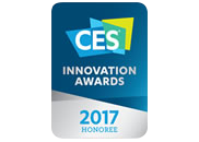 Producto premiado en CES Innovation Awards