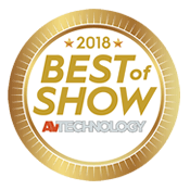 AV Technology Best of Show