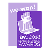 rAVe Readers' Choice Awards
