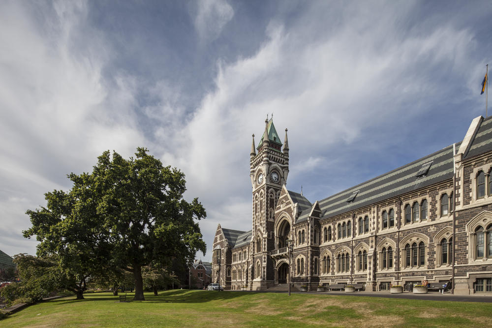 University of Otago campus