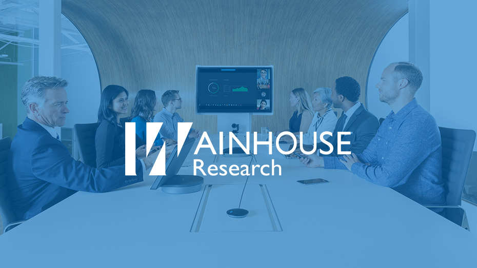 WAINHOUSE RESEARCH ANMELDER GROUP